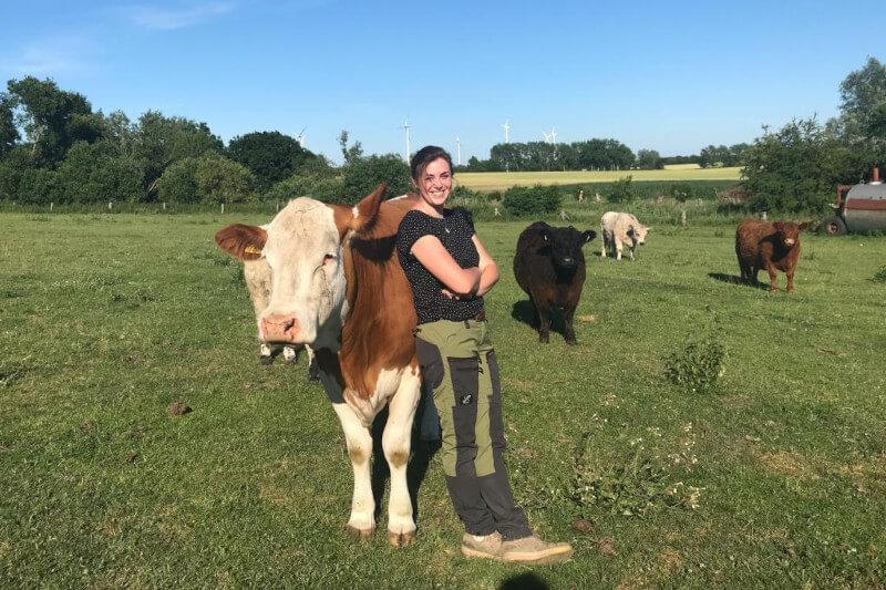 farmpartnerin Franziska Simon