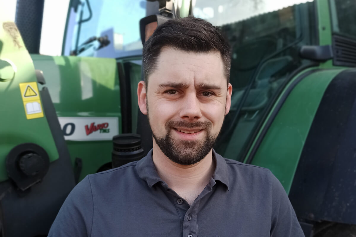 farmpartner Jan-Peter Ebeling