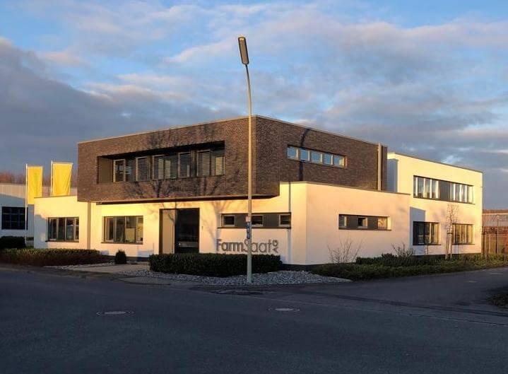 Zentrale der farmsaat AG in Everswinkel